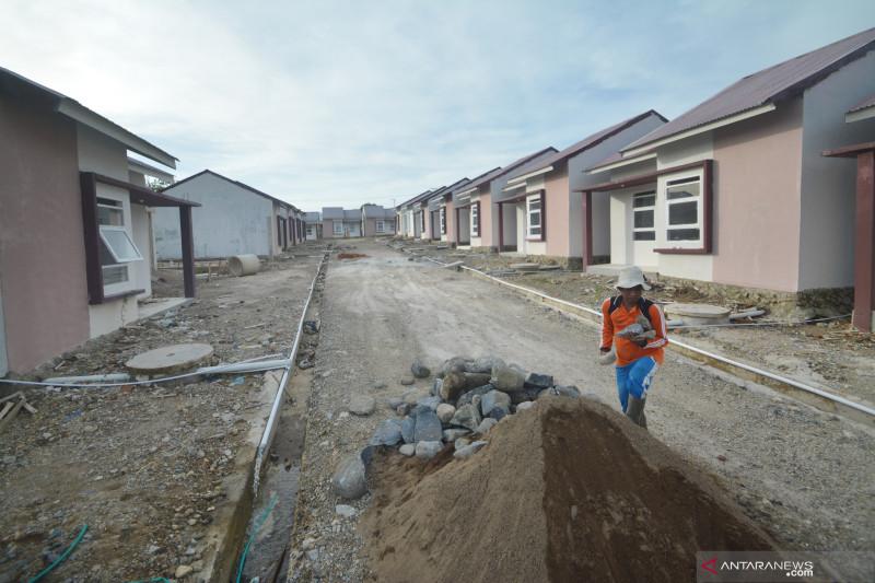 Kementerian PUPR:  pembangunan perumahan tetap berjalan meski pandemi
