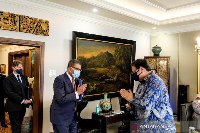Indonesia dan Inggris bahas persiapan gelar dialog FACT pada COP26
