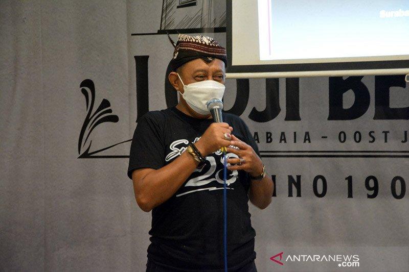 Wakil Wali Kota persilakan sejarawan gugat hari jadi Surabaya