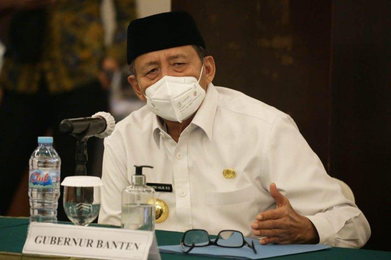 Gubernur Banten segera investigasi pengunduran diri 20 pejabat Dinkes