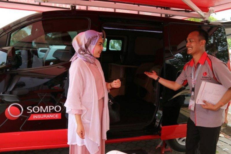 Sompo Insurance nilai stimulus pemerintah perbaiki industri otomotif