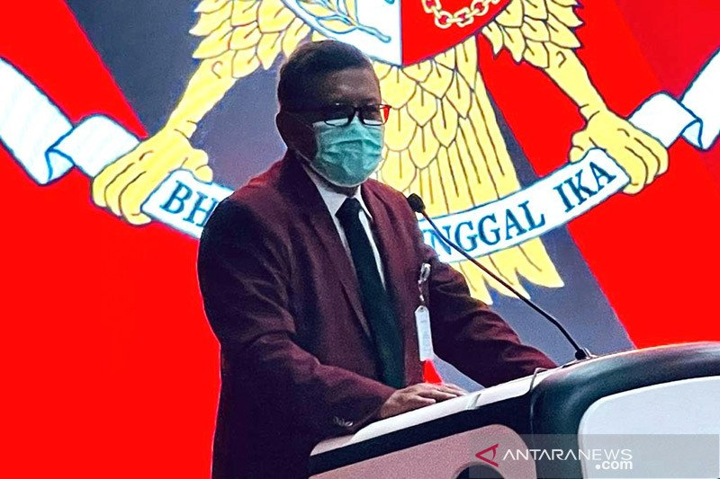 Hasto: Dengan Pancasila Indonesia bisa jadi juru damai
