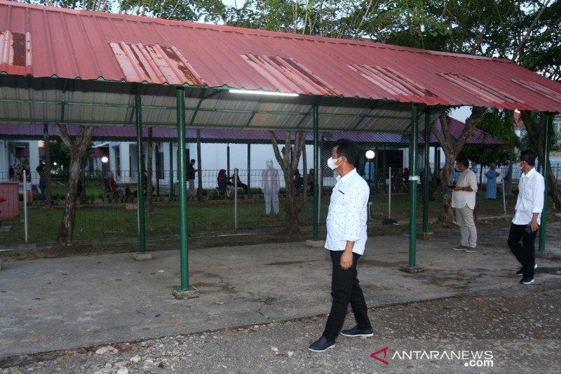 554 pasien COVID-19 dikarantina di Asrama Haji Batam