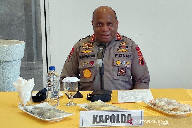 Kapolda Papua: Empat orang jadi perekrut teroris di Merauke