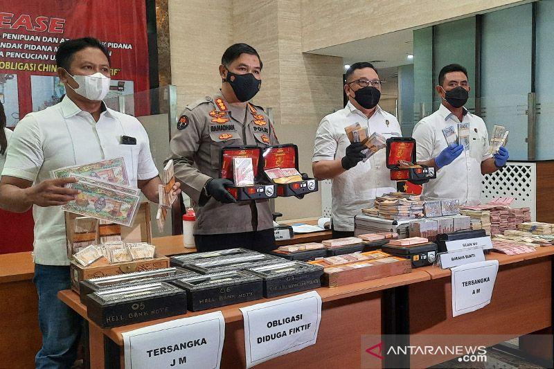 Bareskrim Polri tangkap delapan pelaku pinjol ilegal