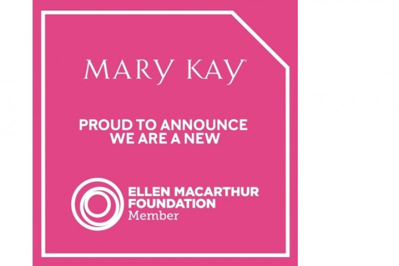 Mary Kay Inc. bergabung dengan Ellen MacArthur Foundation