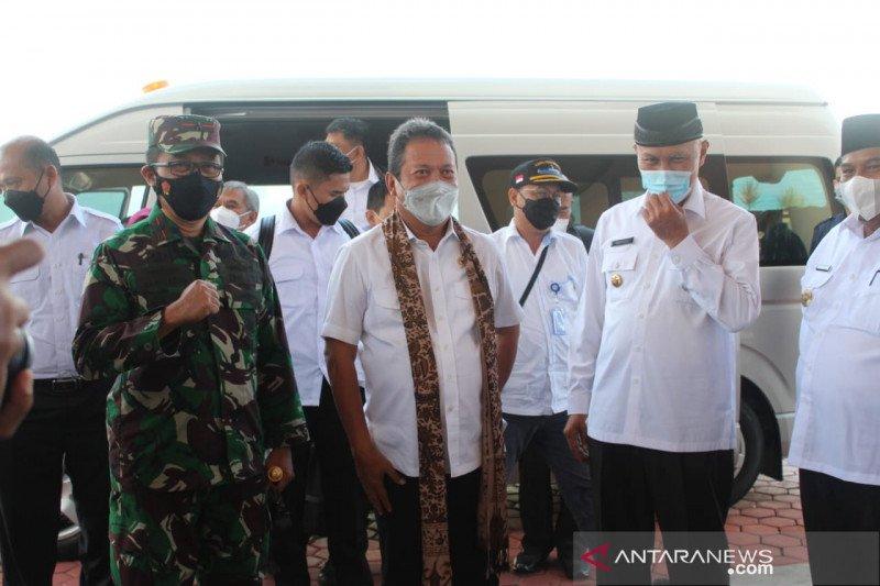 Menteri KKP dorong perikanan Sumbar berorientasi ekspor