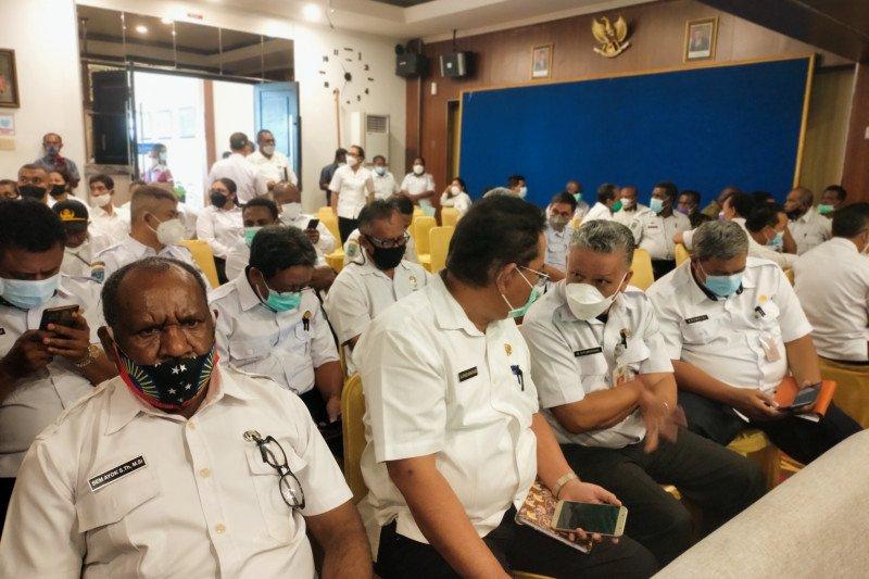 Disiplin ASN Papua Barat jadi catatan khusus BKN RI