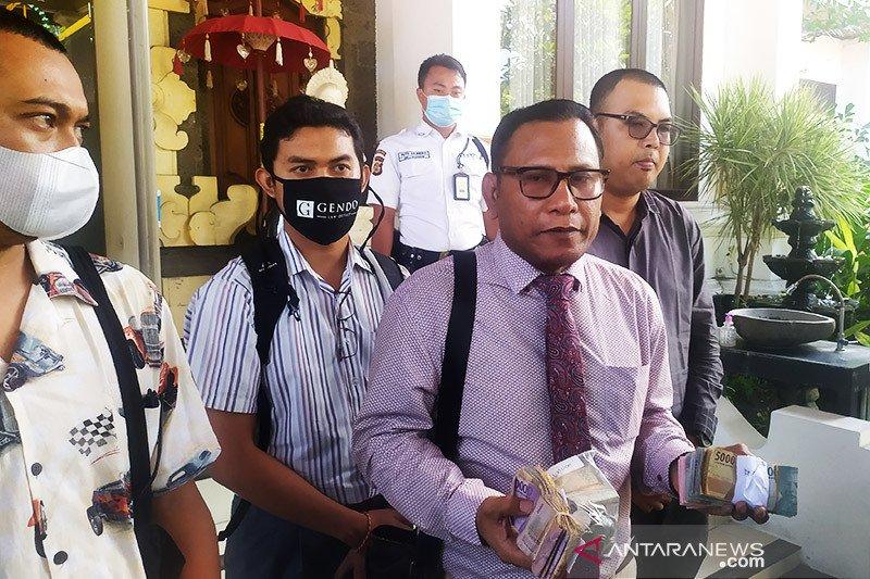 Pengacara Jerinx SID bayarkan uang pengganti denda kurungan Rp10 juta