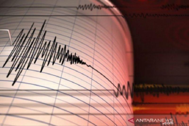BMKG catat 161 kali gempa bumi terjadi di NTT selama Mei 2021