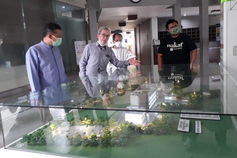 YPM Salman ITB akan membangun rumah sakit yang memprioritaskan duafa