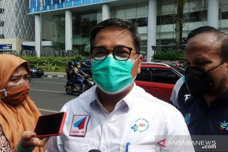 Angka kesembuhan COVID-19 di Sumut meningkat jadi 28.783 orang