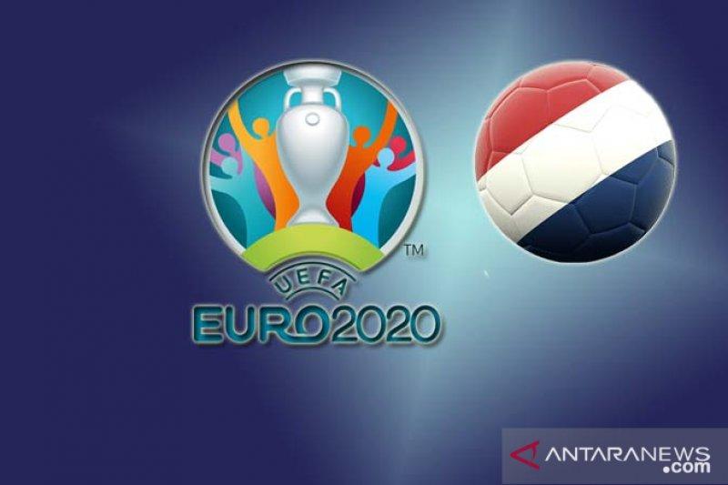 Data dan fakta timnas Belanda di Euro 2020