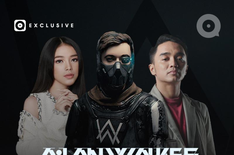 JOOX Hadirkan Spesial Cover dan Remix Hasil Kolaborasi Alan Walker dan Para Idola Asia