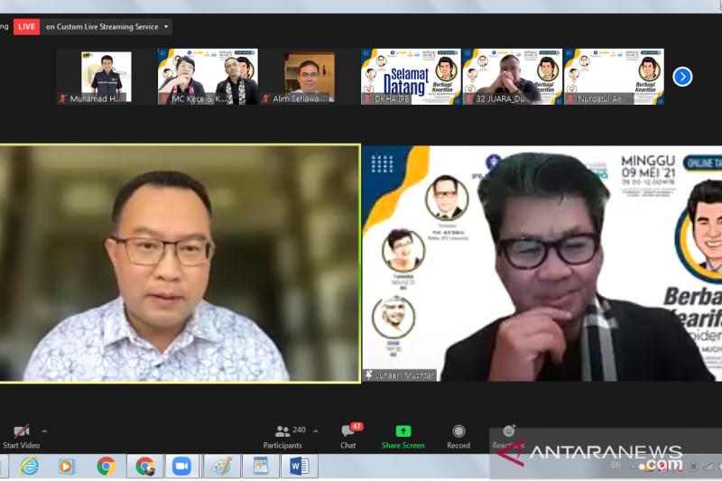 Rektor IPB University dorong karya Juhaeri Muchtar jadi film animasi