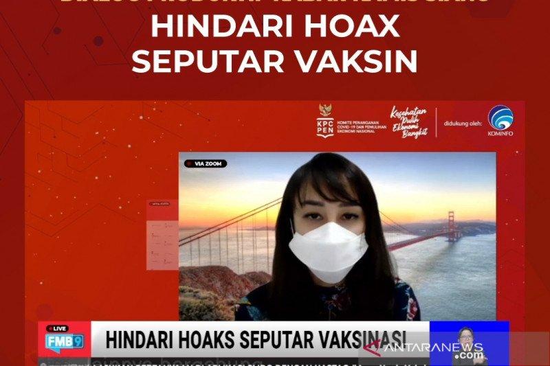 Pakar: Masyarakat berperan mengontrol pandemi