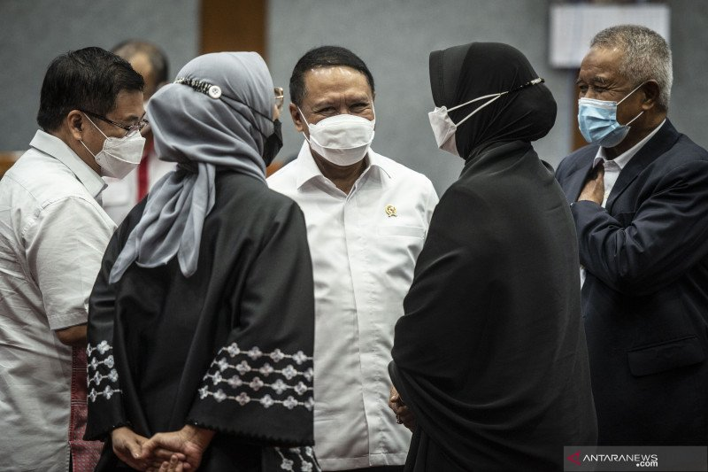 Menpora senang Indonesia tahan imbang Thailand