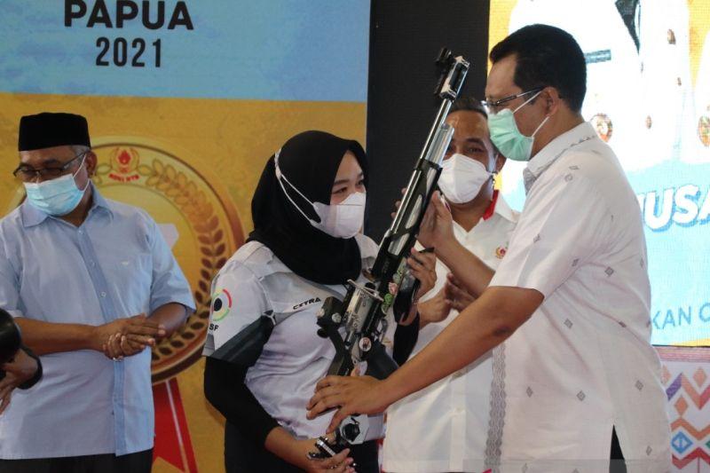 150 atlet NTB mengikuti Pelatda PON Papua