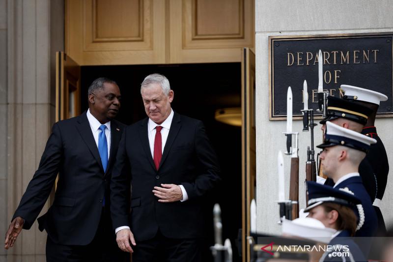 Menhan AS berkomitmen bangun hubungan yang konstruktif dengan China
