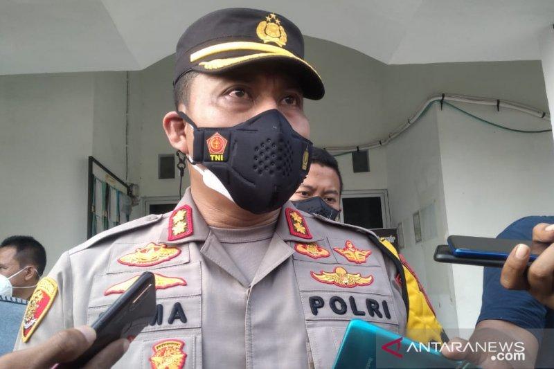 Puslabfor Polri olah TKP kasus keracunan gas di Karawang