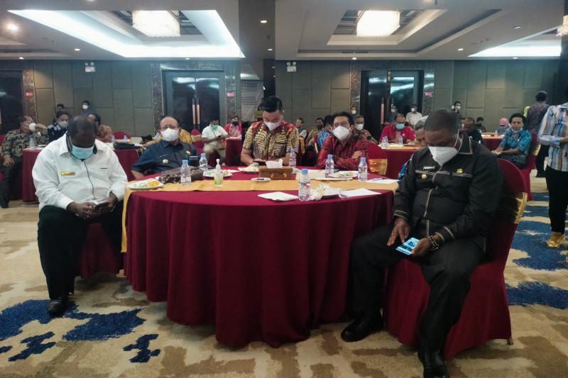DPRP Papua Barat mempertanyakan pembagian 2,25 persen dana Otsus Papua