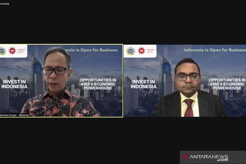 Wamenlu tegaskan komitmen Indonesia perbaiki iklim investasi, bisnis