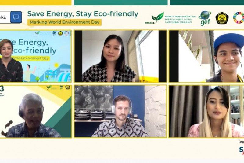 Proyek UNDP tekankan pentingnya budaya hemat energi di Indonesia