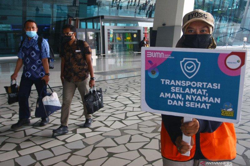 antarafoto kampanye budaya keselamatan penerbangan 04062021 bal 8