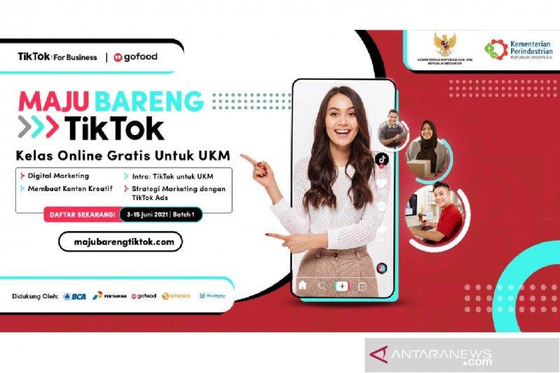 GoFood dan TikTok beri edukasi pemasaran digital untuk UMKM kuliner