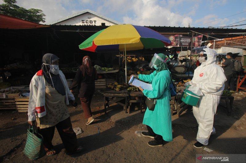 Kasus COVID-19 bertambah 5.832, DKI Jakarta penyumbang terbanyak