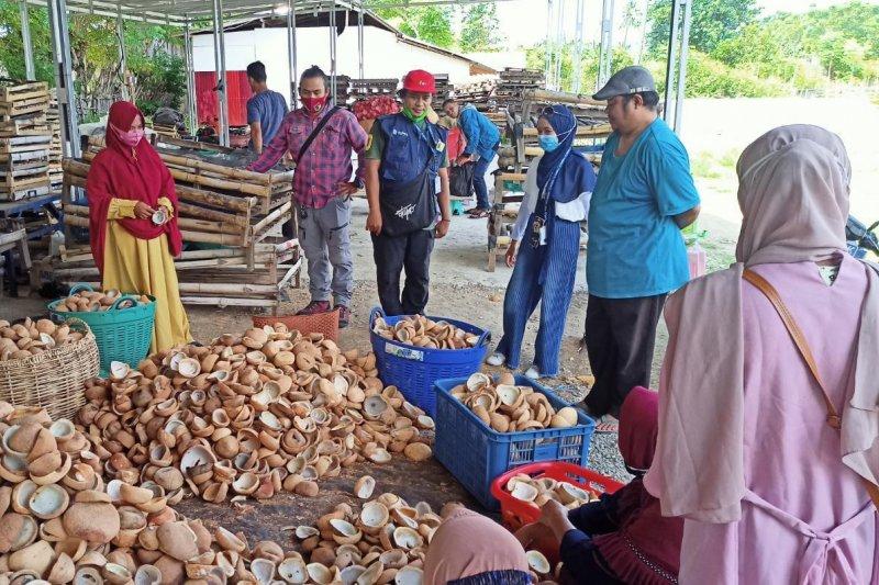 Penyintas gempa bumi Donggala diberi pelatihan wirausaha Muhammadiyah
