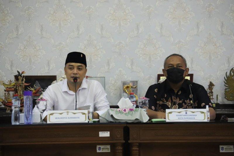 Wali Kota persilakan kepala OPD Surabaya yang enggan berinovasi mundur