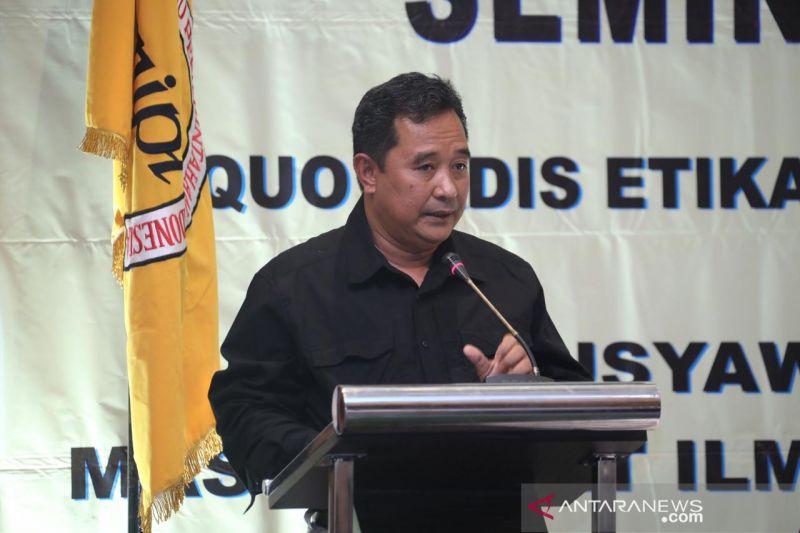 Dirjen Politik dan PUM Kemendagri terpilih jadi Ketua Umum MIPI