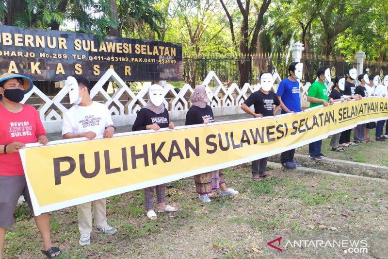 Walhi desak Pemprov Sulsel menindak perusak lingkungan