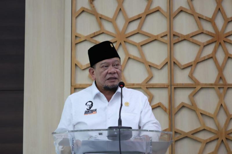 Ketua DPD RI tekankan pentingnya amendemen kelima UUD 1945