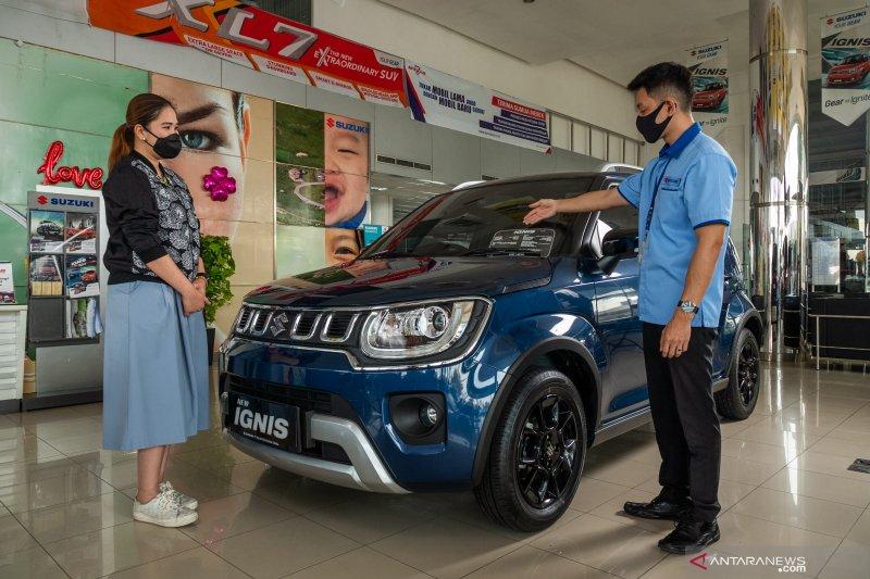 Pangsa pasar Suzuki Finance naik 5 persen