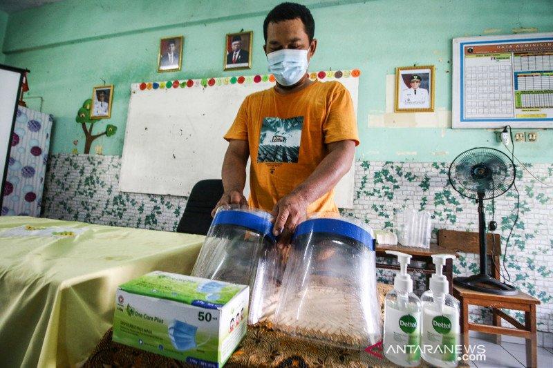 DKI Jakarta undur uji coba Pembelajaran Tatap Muka