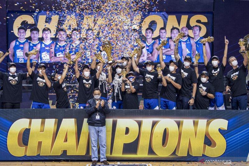 Daftar juara IBL: Satria Muda kian rajai era profesional via 10 gelar