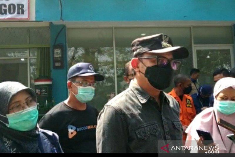 421 santri dan pengurus pesantren di Kota Bogor jalani tes COVID-19