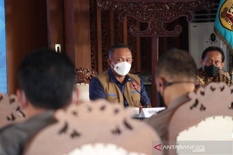 Bertetangga dengan Kudus, BNPB: Kendalikan COVID-19 di Kabupaten Pati