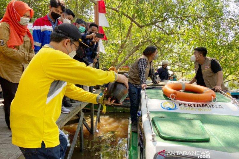 ULM luncurkan kapal riset bekantan dukung penelitian di lahan basah