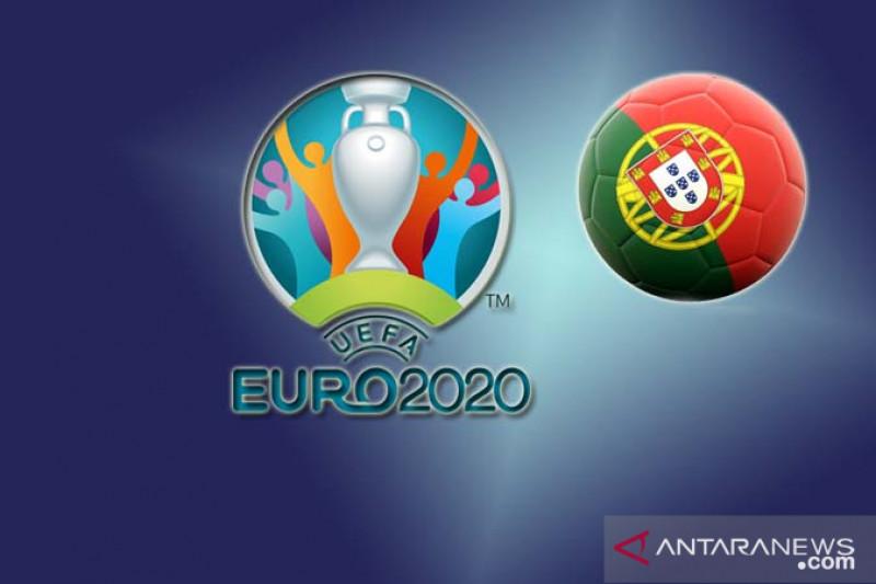Data dan fakta timnas Portugal di Euro 2020