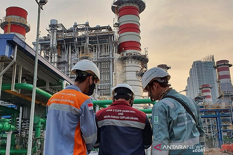 PLN tambah pasokan listrik 171 megawatt untuk infrastruktur Jakarta