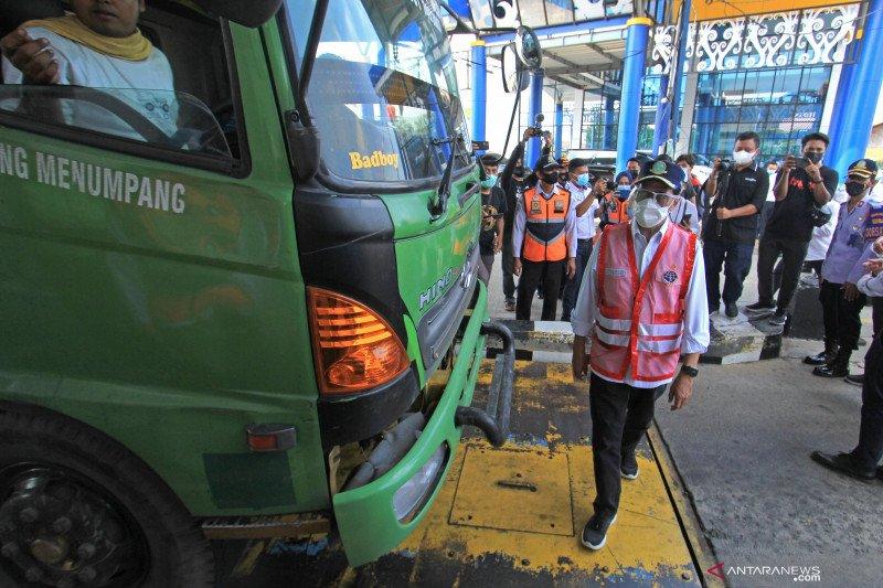 Menhub: Pergerakan logistik nasional naik tujuh persen triwulan I 2021