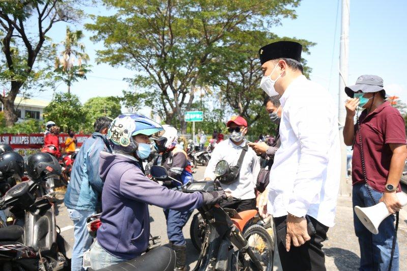 Wali Kota: 70 orang positif COVID-19 saat tes antigen di Suramadu