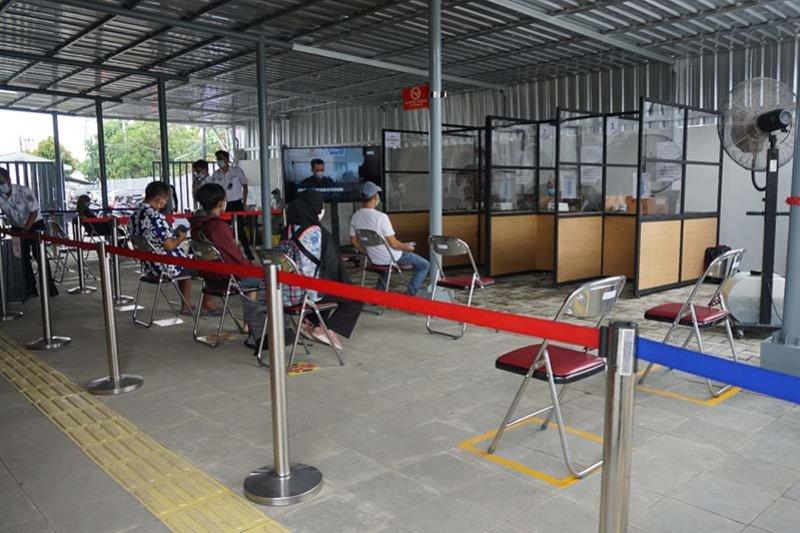 Stasiun KA Purwokerto-Jateng tambah jam layanan tes antigen dan GeNose