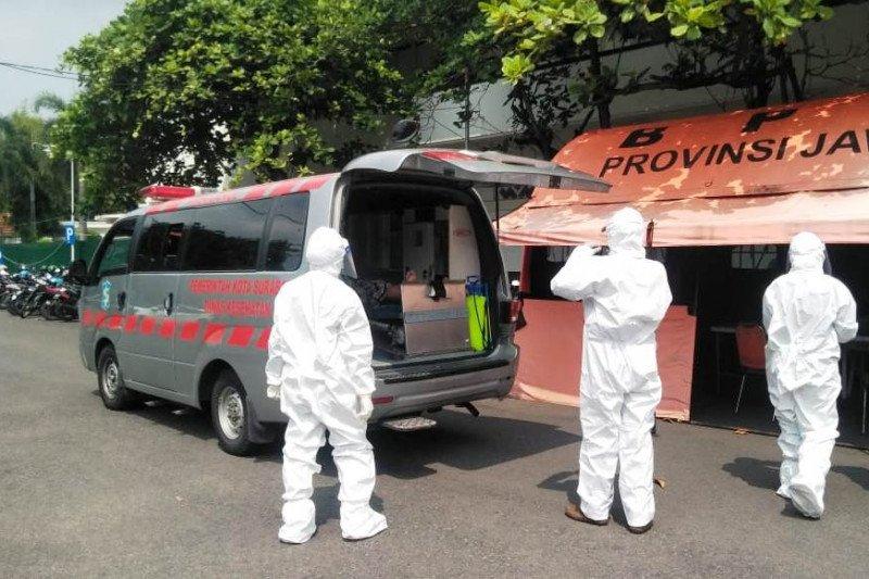 23 warga Madura positif COVID-19 jalani karantina di RSLI Surabaya