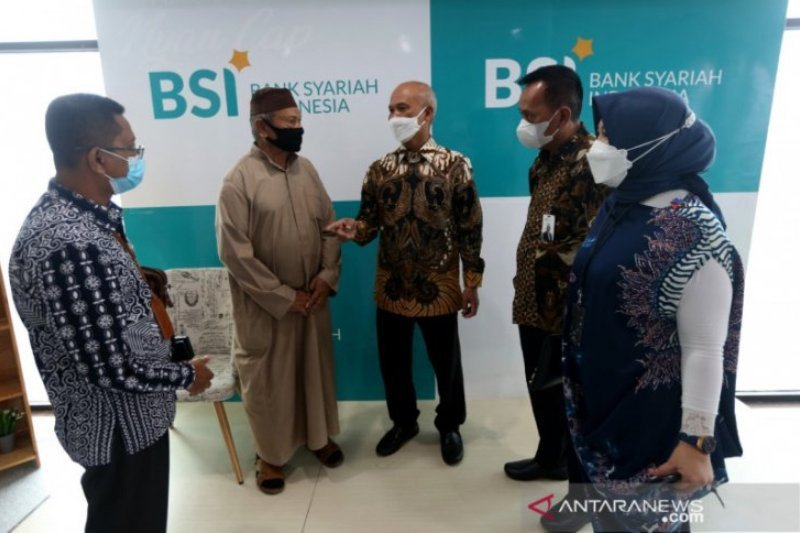 BSI targetkan migrasi 50 ribu nasabah di Aceh Barat Juni 2021