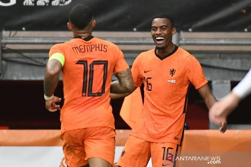 Belanda dapat suntikan kepercayaan diri selepas gasak Georgia 3-0
