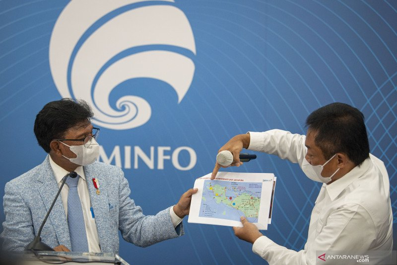 Menkominfo: Putusnya SMPCS tak buat seluruh Papua alami gangguan